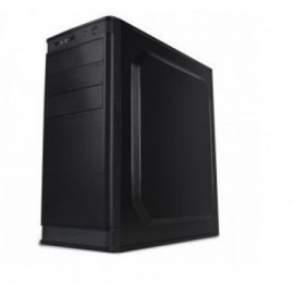 Gabinete ACTECK BASEL, Mini-Tower, Micro-ATX, Mini-ITX, Negro, 500 W