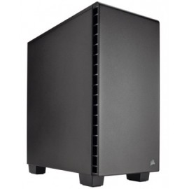 Gabinete CORSAIR Carbide Quiet 400Q, Midi-Tower, PC, ATX, EATX, Micro-ATX, Mini-ITX, Negro