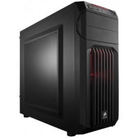 Gabinete CORSAIR Legacy Series C90, Midi-Tower, PC, ATX, Micro-ATX, Mini-ITX, Negro