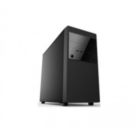 Gabinete Eagle Warrior CM3U22HB00KMX, Mini-Tower, PC, Negro, 450 W