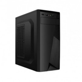Gabinete Eagle Warrior CX72T4RA001KMX, Midi-Tower, PC, Negro, 450 W