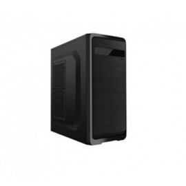 Gabinete Eagle Warrior CX83T4RA001KMX, Midi-Tower, PC, Negro, 450 W