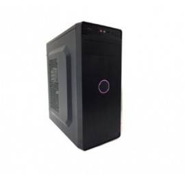 Gabinete Eagle Warrior CX89T4RA001KMX, Midi-Tower, PC, Negro, 450 W