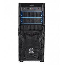 Gabinete Gaming THERMALTAKE Versa H23, Midi-Tower, PC, ATX, Micro-ATX, Negro