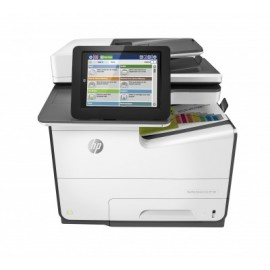Impresora HP PageWide Enterprise Color MFP 586dn, 50 ppm, 80000 páginas por mes