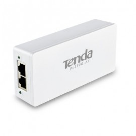Inyector PoE TENDA PoE30G-AT, 10,100,1000 Mbit/s