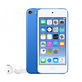 "iPod Touch APPLE , MP4, iOS, Azul, 16 GB, 10,2 cm (4"")"