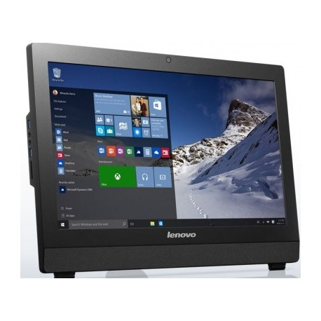All in One LENOVO Idea S200z, 19.5 pulgadas, Intel Celeron, 4 GB, 500 GB, Windows 10