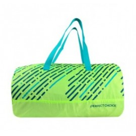 Maleta Ultraligera PERFECT CHOICE PC-083184, Verde, Poliéster