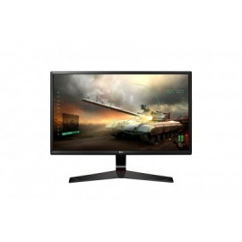 Monitor Gaming LG 24MP59G-P IPS GAMING, 24 pulgadas, 250 cd / m², 1920 x 1080 Pixeles, 5 ms, LED