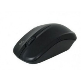 Mouse PERFECT CHOICE , Negro, RF inalámbrico