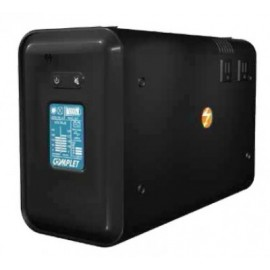 No-break COMPLET ERI-5-046, 1000 VA, 500 W, Negro