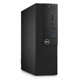 PC de Escritorio DELL Optiplex 3050 SFF, Intel Core i3, 4 GB, 1000 GB, DVD+RW, Windows 10 Pro