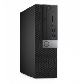 PC de Escritorio DELL Optiplex 7050 SFF , Intel Core i7, 8 GB, 1000 GB, DVD+RW, Windows 10 Pro