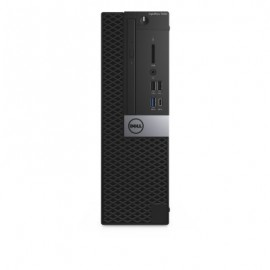 PC de Escritorio DELL Optiplex 7050 SFF, Intel Core i5, 4 GB, 1000 GB, DVD+RW, Windows 10 Pro