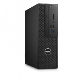 PC de Escritorio DELL Precisión 3420 SFF, Intel Core i7, 8 GB, 1000 GB, Windows 10 Pro