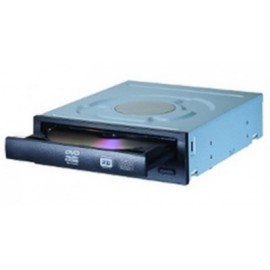 Quemador de DVD LITE-ON, Negro, SATA, 48x, 24x, DVD Super Multi