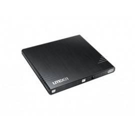 Quemadora de DVD LITE-ON, Negro, USB 2.0, 8x, 8x, DVD Super Multi