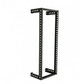 Rack de pared NORTH SYSTEM, Montado en la pared, Negro, 200 kg, Carbono, Acero