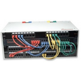 Rack INTELLINET, Montado en la pared, 4U