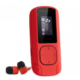 Reproductor MP3 ENERGY SISTEM EY-426492, Coral, MicroSD (TransFlash), 3,5 mm