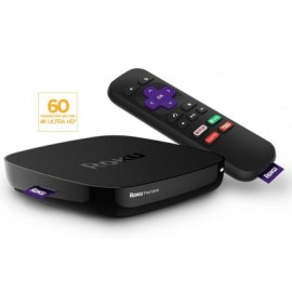 Roku Premiere + Streaming Roku 829610001358, HDMI