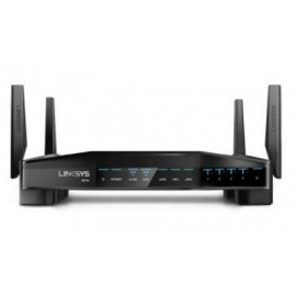 Router LINKSYS WRT32X, Externo, 4, Negro
