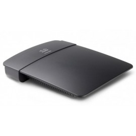 Router LINKSYS, Interno, 2, Negro, 2,4 GHz
