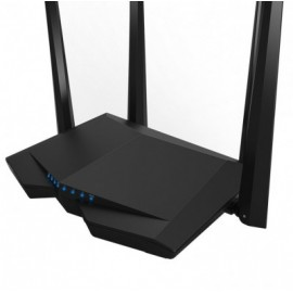 Router TENDA AC6 , 2,4 GHz, 4, Negro