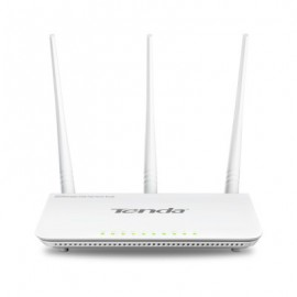 Router TENDA FH-303, Externo, 3, Color blanco
