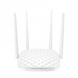 Router TENDA FH456, Externo, 4, Color blanco