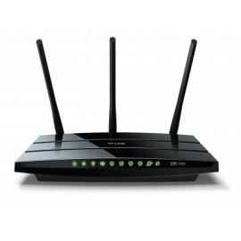 Router TP-LINK Archer C7, 2.4 and 5, Interno y externo, 6