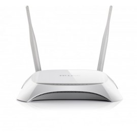 Router TP-LINK, 2, 3G/4G, Color blanco, 2,4 GHz