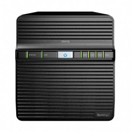 Servidor SYNOLOGY DS416J, Serial ATA II, Serial ATA III, 0,5 GB