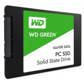 SSD WESTERN DIGITAL WDS240G2G0A, 240 GB, Serial ATA III