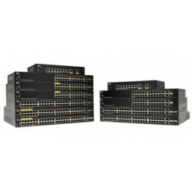 Switch CISCO SG250-10P-K9-NA, Negro, 10
