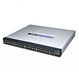 Switch CISCO SRW248G4, Gris, 10/100 Base-T(X)