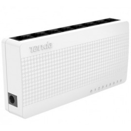 Switch TENDA S108, Color blanco, 4,2 W