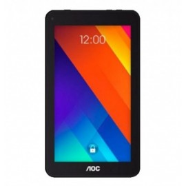 Tableta AOC A110-E, 1 GB, Quad-Core, 10.1 pulgadas, Android 6.0