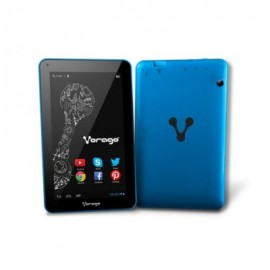 Tableta VORAGO PAD-7-V2, 1 GB, Quad-Core, 7 pulgadas, Android 6.0