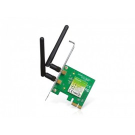 Tarjeta de Red PCI Express TP-LINK TL-WN881ND, Verde, 300 Mbit/s