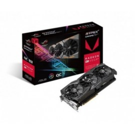 Tarjeta de Video Gaming ASUS ROG-STRIX-RXVEGA64-O8G-GAMING, AMD, Radeon RX Vega, 7680 x 4320 Pixeles