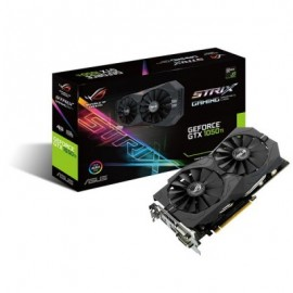 Tarjeta de Video Gaming ASUS STRIX-GTX1050TI-4G-GAMING, NVIDIA, GeForce GTX, 7680 x 4320 Pixeles, GDDR5