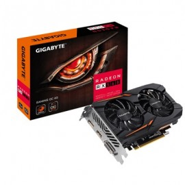 Tarjeta de Video Gaming GIGABYTE GV-RX560GAMING OC-4GD, AMD, Radeon RX560, 7680 x 4320 Pixeles, GDDR5