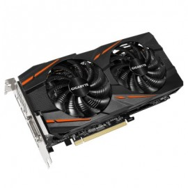 Tarjeta de Video Gaming GIGABYTE GV-RX570GAMING-4GD, AMD, Radeon RX 570, 7680 x 4320 Pixeles, 1255 MHz, GDDR5