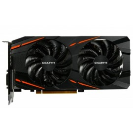 Tarjeta de Video Gaming GIGABYTE GV-RX580GAMING-4GD, AMD, Readon RX 580, 7680 x 4320 Pixeles, 1355 MHz, GDDR5