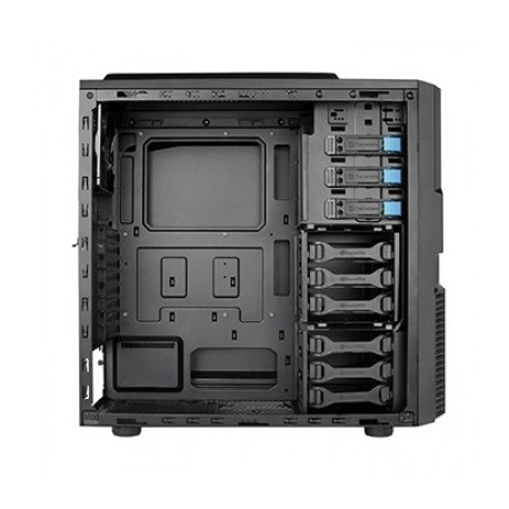 Thermaltake Commander G42, Midi-Tower, PC, 1x 120 mm, ATX, Micro-ATX, Negro