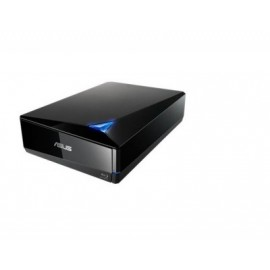 Bluray ASUS BW-12D1S-U LITE, Reproductor de Blu-Ray, Negro