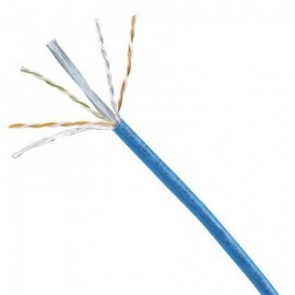 Bobina PANDUIT PUC6004BUY, 305 m, Azul, Cat6