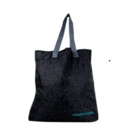 Bolsa Ultraligera PERFECT CHOICE PC-083160, Negro